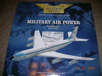Corgi 1/144 Boeing USAF Air Force One VC-137 Aircraft