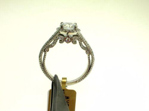 Verragio 18k Venetian Ins-7062r Setting 0.45ct Diamonds-size6.25us -retail$4050