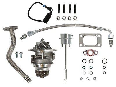 HE351CW Master Turbo Rebuild Kit Cast CHRA For 04.5-07 5.9L Dodge Ram Cummins comprar usado  Enviando para Brazil