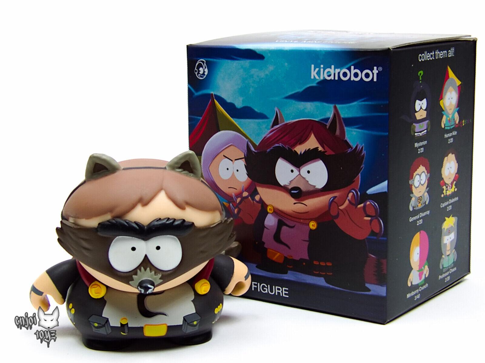 The Coon - Kidrobot South Park Fractured But Whole Vinyl Min