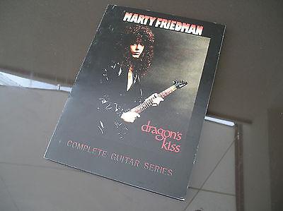 TAB BOOK DRAGONS KISS Friedman - Cacophony - Metal Malmsteen Vai on Rummage
