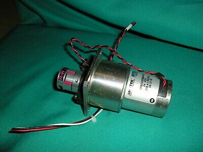 Ametek Pittman Dc Gear Motor Gm9232e884-r1 24 Vdc 218.41 Ratio