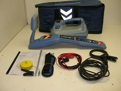 Radiodetection Rd7100 Dl 5watt Cps7000 Underground Utility Cable Pipe Locator 8