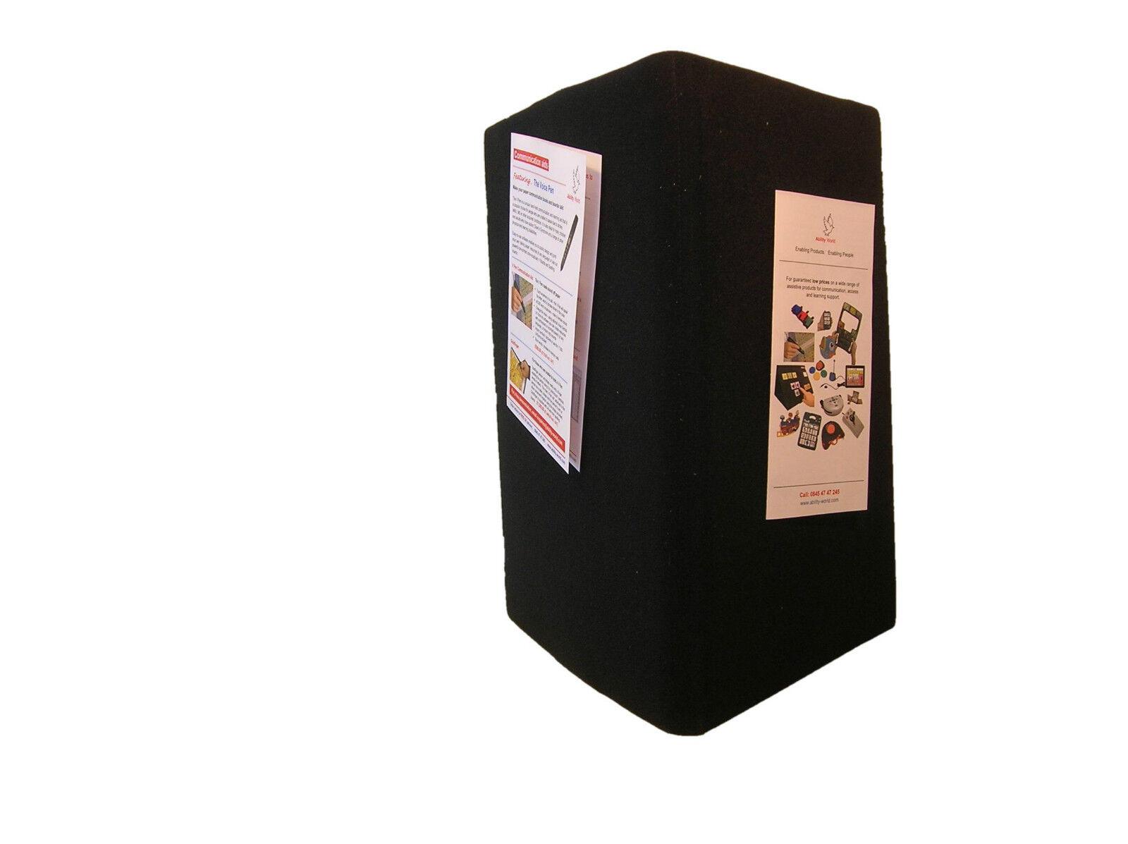 Portable Exhibition : Portable display board tri fold a for school