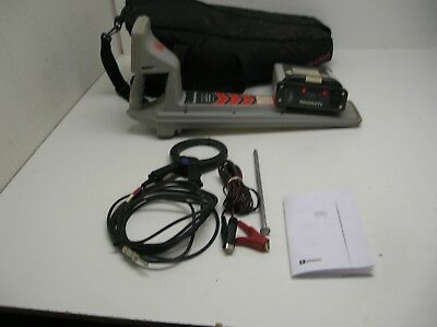 Radiodetection Pxl Lctx Gen Eye Ridgid Gator Sonde Sewer Camera Cable Locator