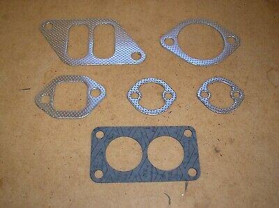 John Deere 60 620 630 New  Intake Exhaust Manifold Gasket Set 19-25-15