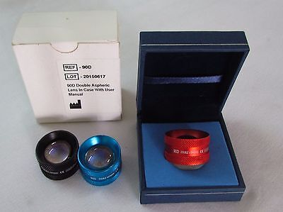 90d Aspheric Lensophthalmology And Optometry Slit Lamp Lens