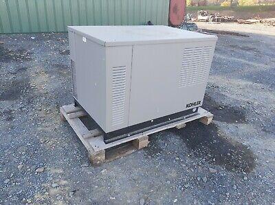 Kohler 6vsg 6kw Generator Single Phase Dc Natural Gaslpg Standby Generator