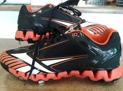 a4a3472c25b Men s Reebok Zig Cooperstown Metal Baseball Cleats Sz. 12.5