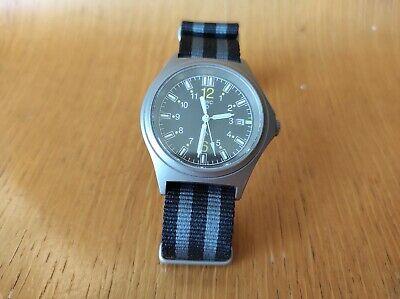 MWC G10 100m GTLS Tritium Titanium Kinetic Watch