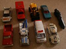 1:64 DIECAST VARIOUS VEHICLES SOME VERY OLD & VINTAGE LOT OF 9 Altona Meadows Hobsons Bay Area Preview