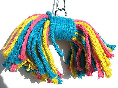 Platinum Tweeter Small Birdie Bow Tie bird toy conure african grey cockatiel