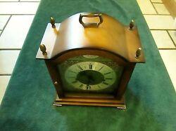 Bulova Tempus Fugit Mantle Clock - Germany