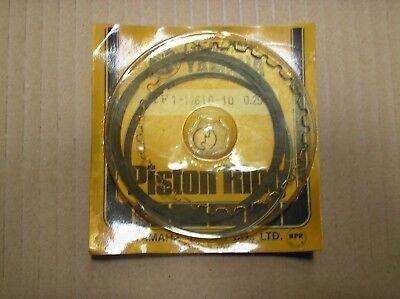 <em>YAMAHA</em> <em>XS 500</em> XS500 1975 78 PISTON RING SET 025MM OS 2F1 11610 10 G