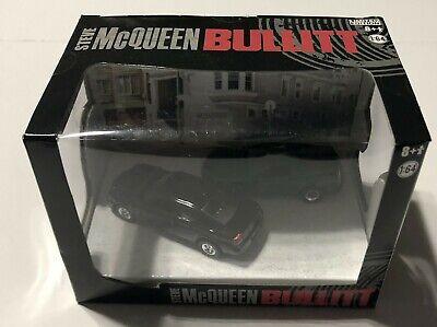 Greenlight Dioramas Series 5 Bullitt modern car Dodge Charger Ford Mustang