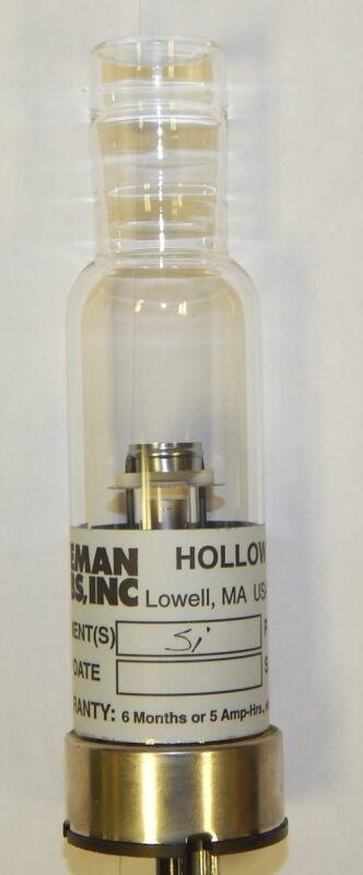 Si (Silicon)  Hollow Cathode Lamp - Leeman Lab Inc.