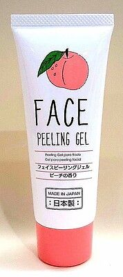 DAISO JAPAN Face Peeling Gel Scent of peach made in Japan cosmetics F/S