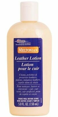 Meltonian LEATHER LOTION CLEANer CONDITIONer clean protect preserve Boots Shoes