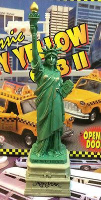 Large 10  Statue Of Liberty Replica Figurine W  Base Souvenir New York City F023
