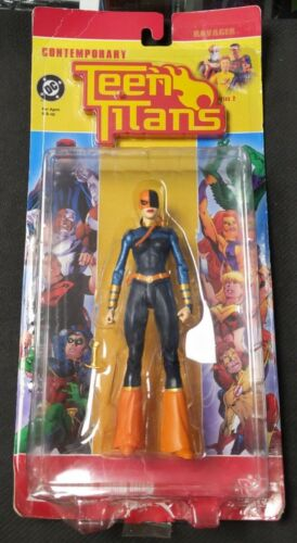 Teen Titans Contemporary Series 2 Ravager Brand New Seales DC Direct  - $29.99