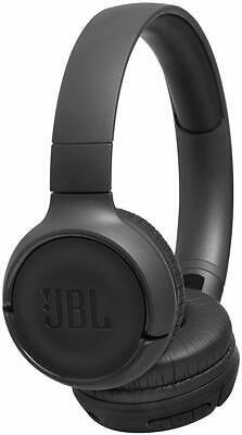 JBL by Harman TUNE 500BT Bluetooth On Ear Kopfhörer Kabellos Faltbar Schwarz