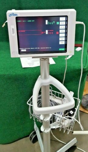 Spacelabs 90369 color multiparameter patient monitor w/ printer ***SALE***