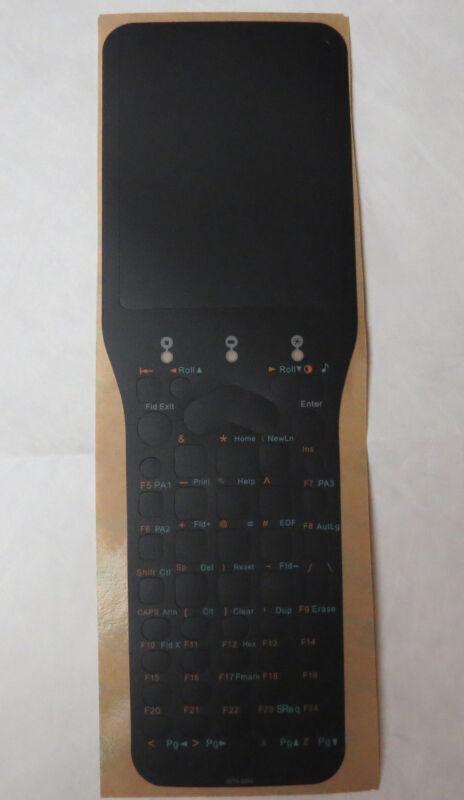 Intermec CK31 52 Key 3270/5250 Overlay