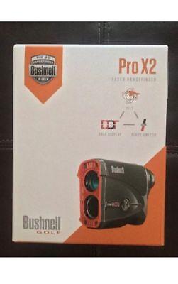 New in Box Bushnell Pro X2 Laser Rangefinder