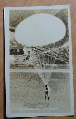 1923 REAL ORIGINAL PHOTO NAVY OF FORCED LANDING FROM NAVY AIRPLANE