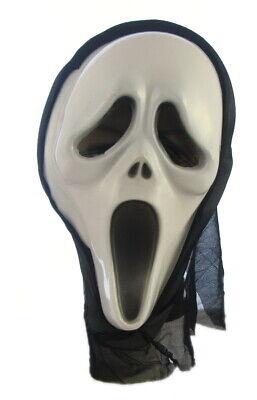 à Capuche Masque Hurlement Horreur (Masque Horreur Halloween)