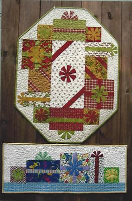 Presents and Gifts quilt pattern by Suzanne's Art House