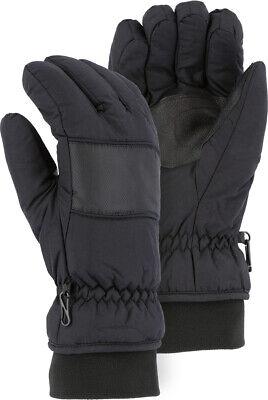 Clearance Mckinley Waterproof Ski Gloves Insulated Reinforced Nylon Winter 2200
