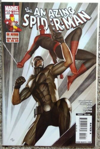 The Amazing Spiderman #609 - NM or better