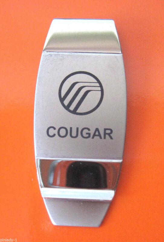 MERCURY   Cougar logo -  money clip GIFT BOXED