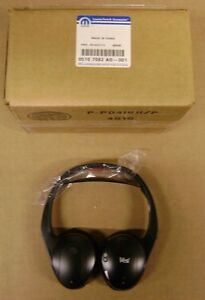 OEM VES DVD WIRELESS HEADPHONES DODGE CHRYSLER JEEP RAM MOPAR
