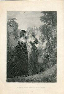 Much-ado-about-nothing-grabado-de-la-obra-de-Shakespeare