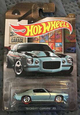 Hot Wheels 2017 Garage '70 Chevy Camaro RS Custom RR's Repackage