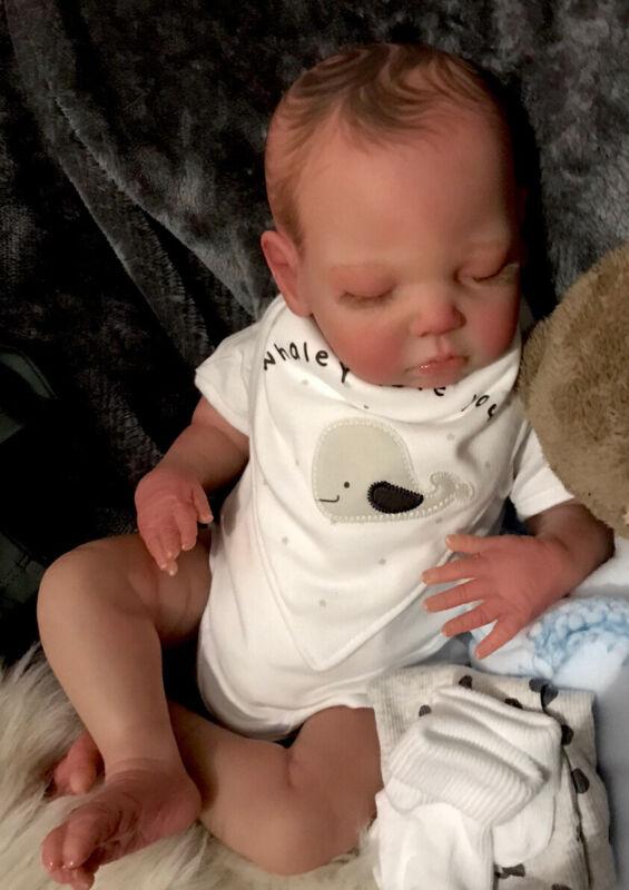 Beautiful REBORN BABY DOLL. Teddy