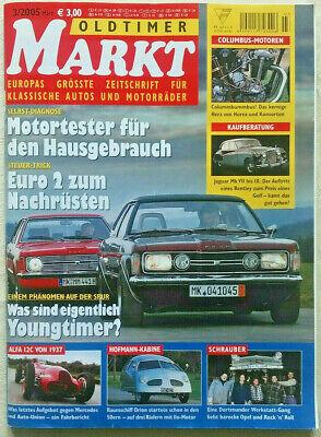 OldtimerMarkt Heft 03/2005