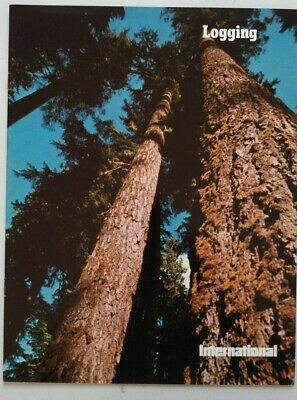 International Harvester Logging Equipment Line Sales Brochure