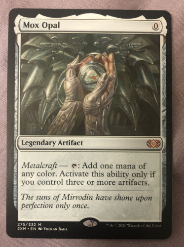 1x Mox Opal Double Masters Magic The Gathering MTG - $31.73