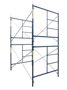 Scaffolding for rent $100/week can deliver