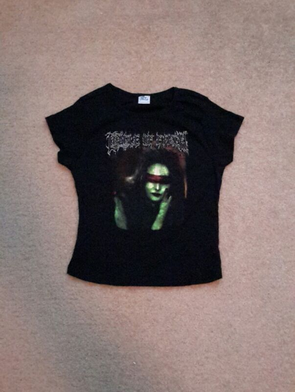 Cradle of Filth The Byronic Woman Girlie t-shirt size L