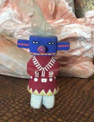 Authentic Antique Vintage Hopi Kachina Doll Native American Southwest~Excellent!