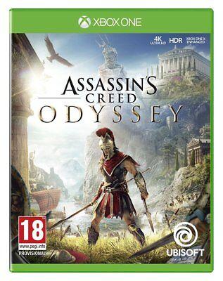 Xbox One Spiel Assassin's Creed Odyssey NEUWARE