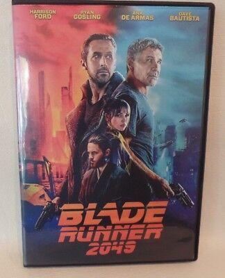 Blade Runner 2049  Dvd  Single Disc W Case   Cover Artwork
