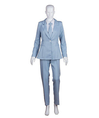 EXCLUSIVE! Women's Deluxe Costume for Cosplay Singer Bowie Party Suit Halloween