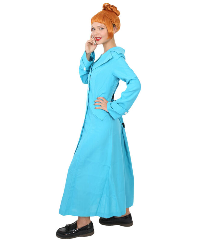 Despicable Me 3 Lucy Wilde Cosplay Costume Coat Jacket Halloween Party HC-178
