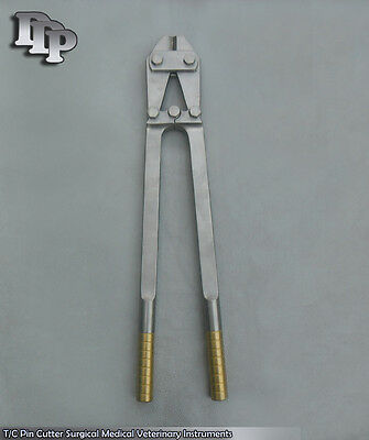 Tc Pin Cutter 18.5 Surgical Medical Veterinary Instruments