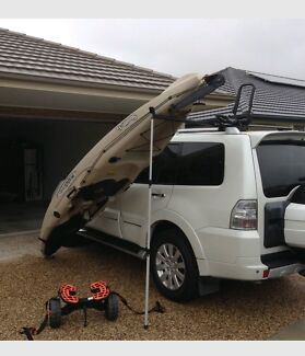 Kayak roof rack stand Liverpool Liverpool Area Preview